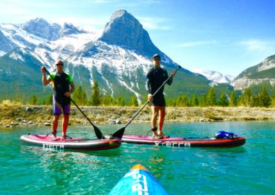 canmore paddle